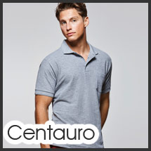 Polo con bolsillo para serigrafía personalizada modelo Centauro